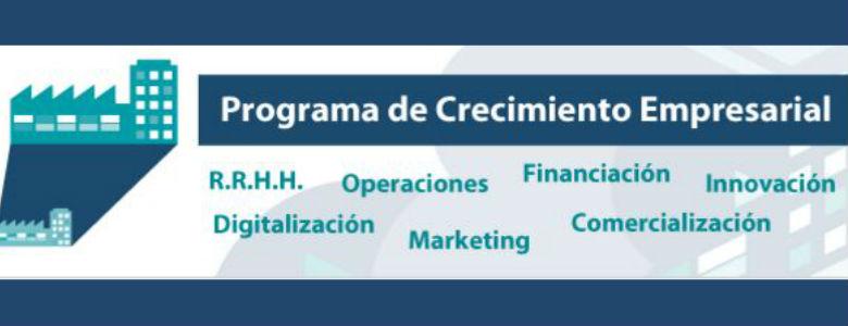programa de crecimiento emprsarial