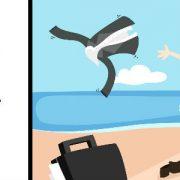 baja de autónomo en vacaciones