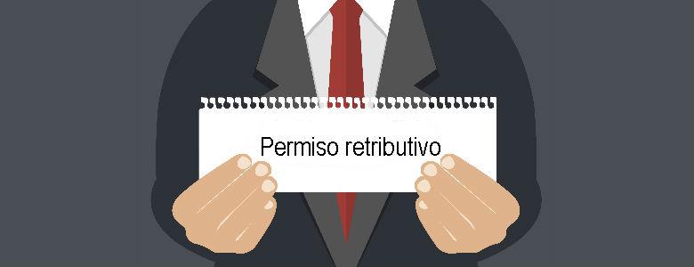 permiso retributivo