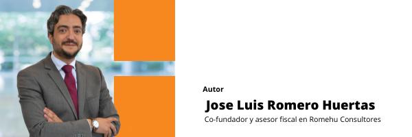 Firma Jose Luis Romero Artículos blog Romehu